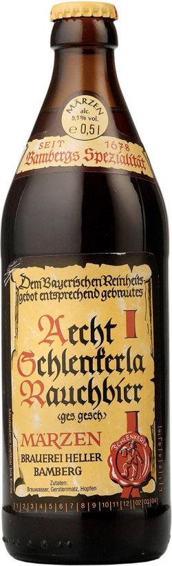 Schlenkerla Marzen - Rauchbier Bamberga