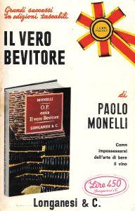 Paolo Monelli - Il vero bevitore