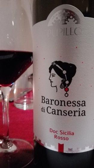 Pupillo - Baronessa di Canseria - Cabernet Sauvignon