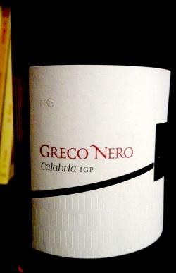 Statti - Greco Nero - Calabria IGP
