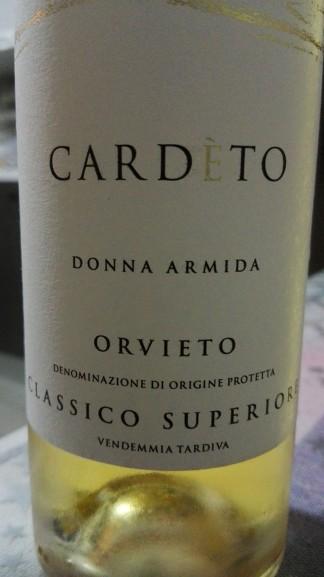 Cardeto - Donna Armida - Orvieto Classico Superiore