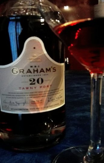 Grahams Porto Tawny 20yo
