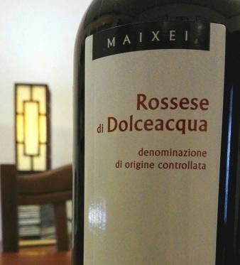 Maixei - Rossese di Dolceacqua 2014 (Taggia, Imperia)