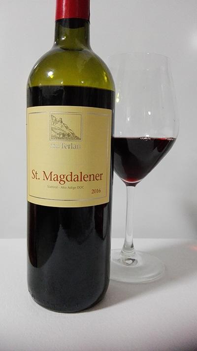 Terlan - St. Magdalener - Schiava e Lagrein