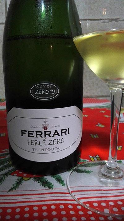 Trentodoc Ferrari Perle0