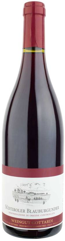 Weingut Gottardi - Sudtiroler Blauburgunder 2014