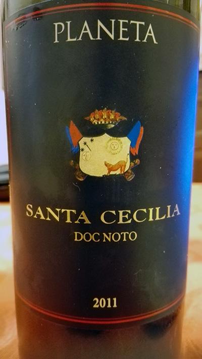 Planeta - Santa Cecilia 2011 - doc Noto