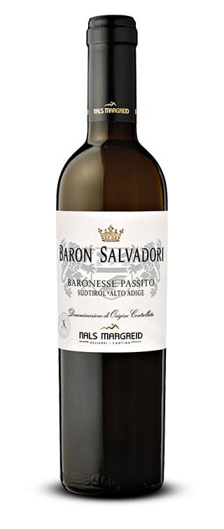 Nals Margreid Moscato Giallo Passito Baronesse Baron Salvadori 2014
