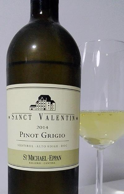 St Michael Eppan - Sanct Valentin Pinot Grigio 2014