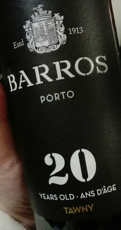 Barros - Porto - Aged Tawny 20 yo