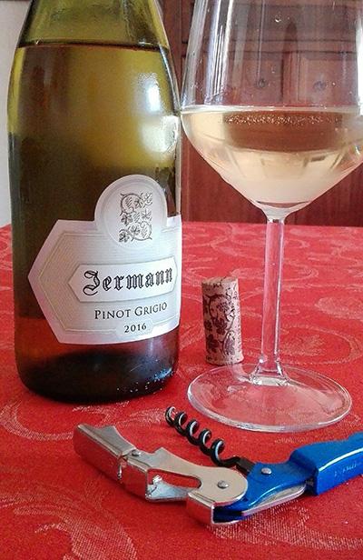 Jermann Pinot grigio 2016