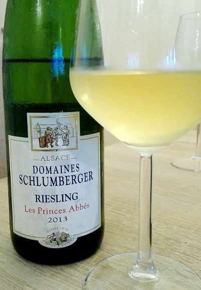 Domaines Schlumberger Riesling Les Princes Abbes 2013
